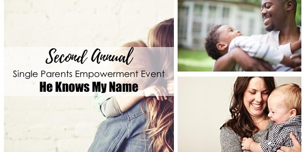 Single Parents Empowerment Event