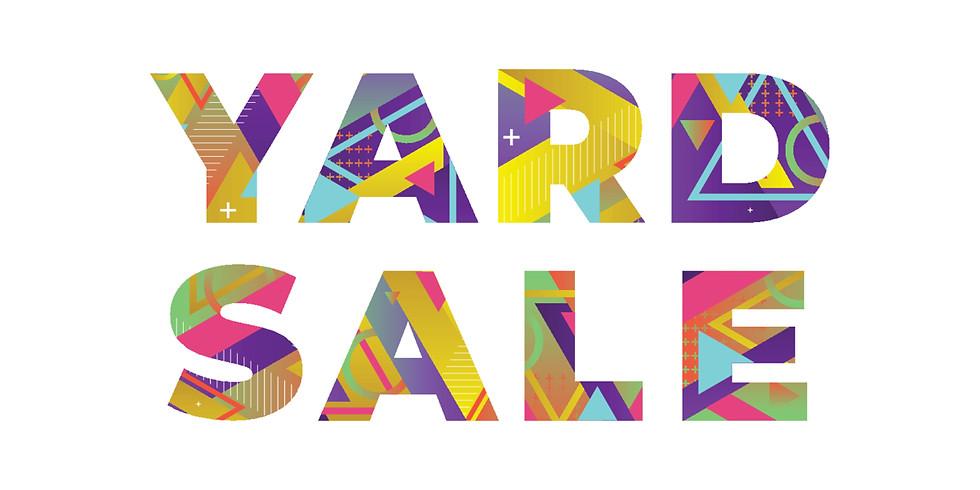 Christ Chapel Yard Sale