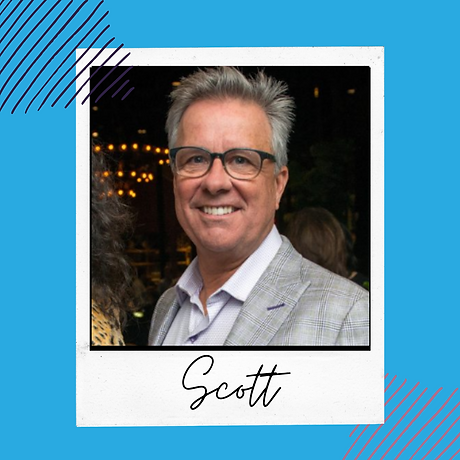 Lift Memorial Board Member, Scott Talley