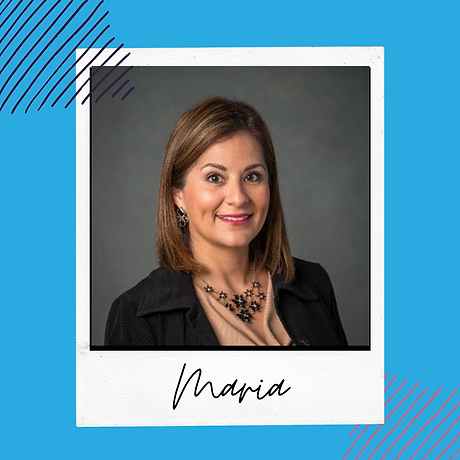 School Principal, Maria Garcia