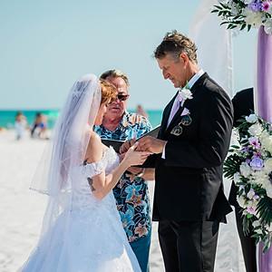 Shana and David's Wedding, Siesta Key, Sarasota