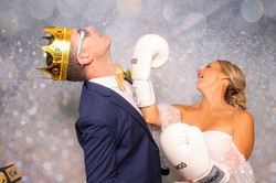 Anthony and Tracee's Wedding Photo Booth