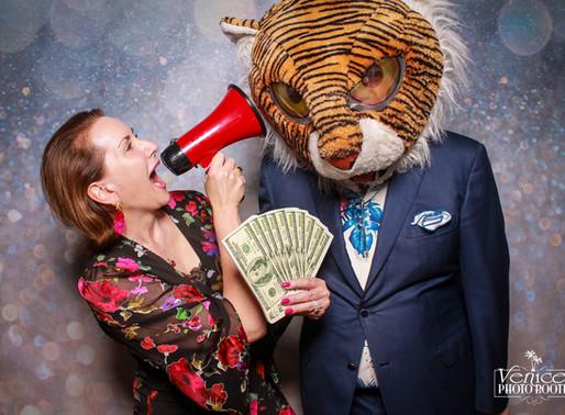 Valentine's Day Photo Booth, Founders Golf Club, Sarasota, FL