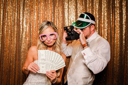 Johnathon and Teresa's Wedding Photo Booth