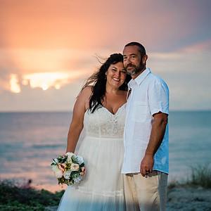 Nikki and Mattew's Vow Renewal, Venice Beach