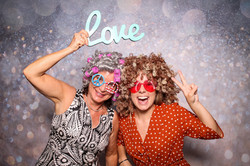Zack and Bryanna's Wedding Photo Booth
