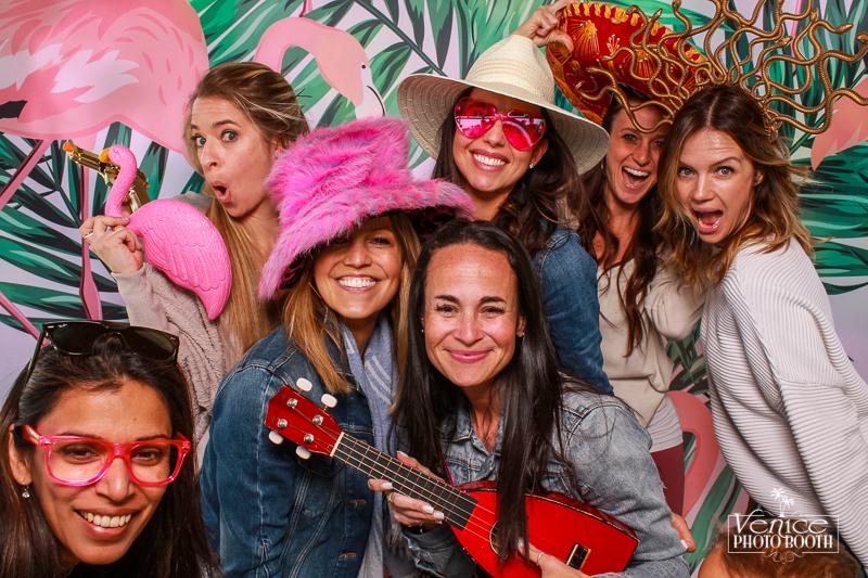 Aloha 40! Jenn's Birthday Party