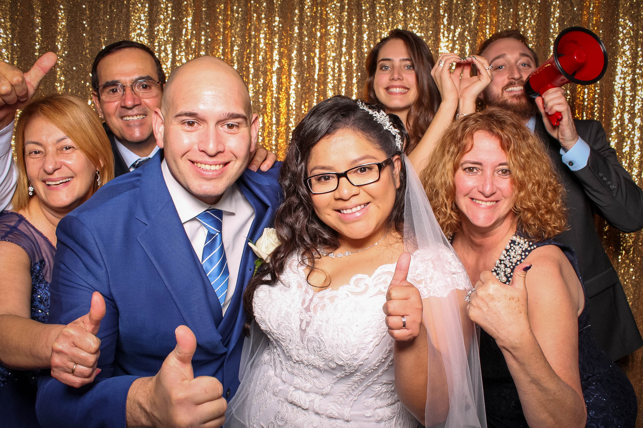 Juan Pablo and Deicy's Wedding Photo Booth