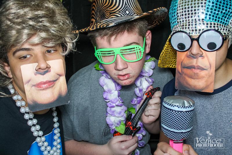 Jacob's Grad Party