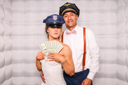 Linnea & Jacob's Wedding Photo Booth