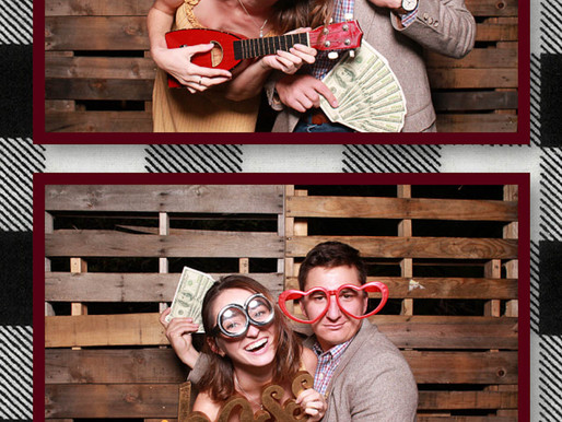 Tyler and Jackie's Wedding Photo Booth - Bar RC Ranch, Venice, FL