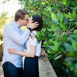 Dan & Christina's Engagement Session