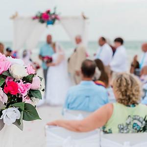 Lauren and Trinity's Wedding, St Pete Beach