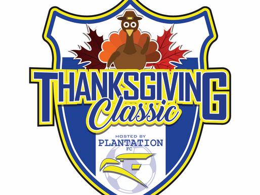 35th Plantation Thanksgiving Classic