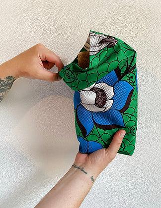 Blue Lotus Block Cover