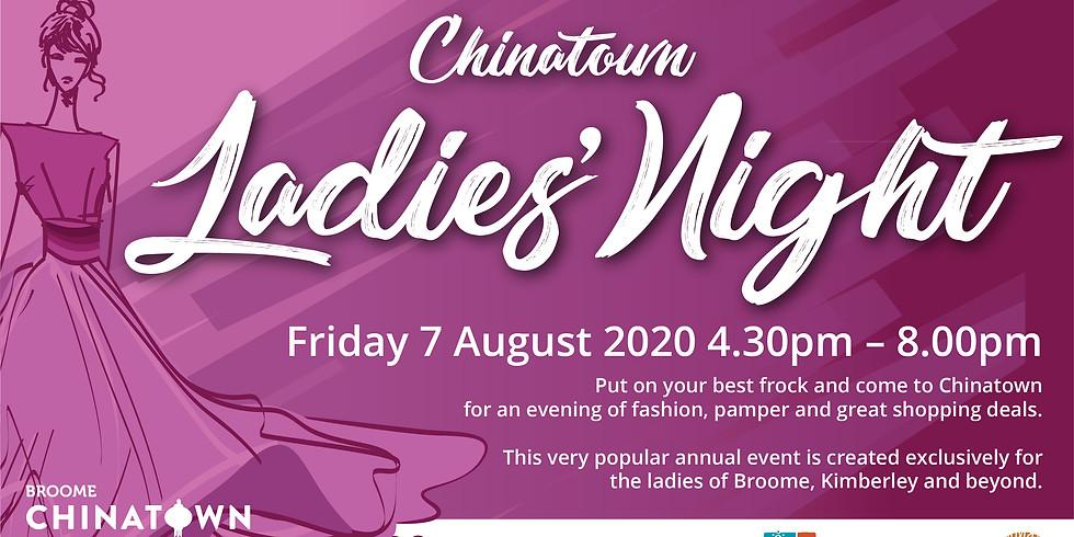 Chinatown Ladies Night 2020