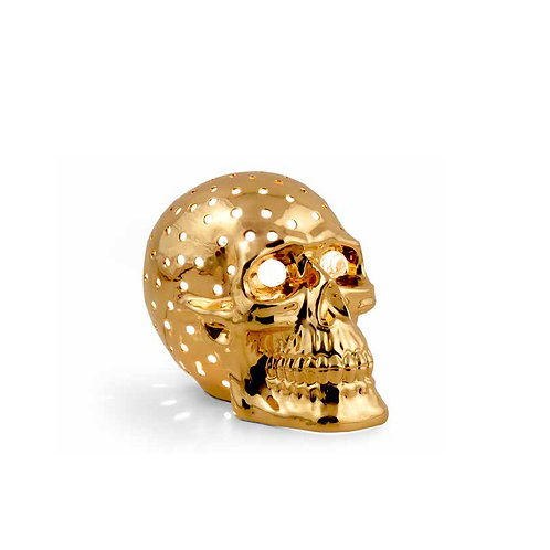 Лампа череп