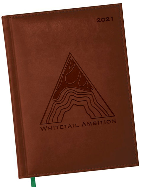 Whitetail Ambition Annual Success Planner