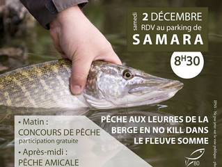 Journée de pêche scientifique participative