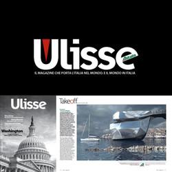 Ulisse In-Flight Magazine