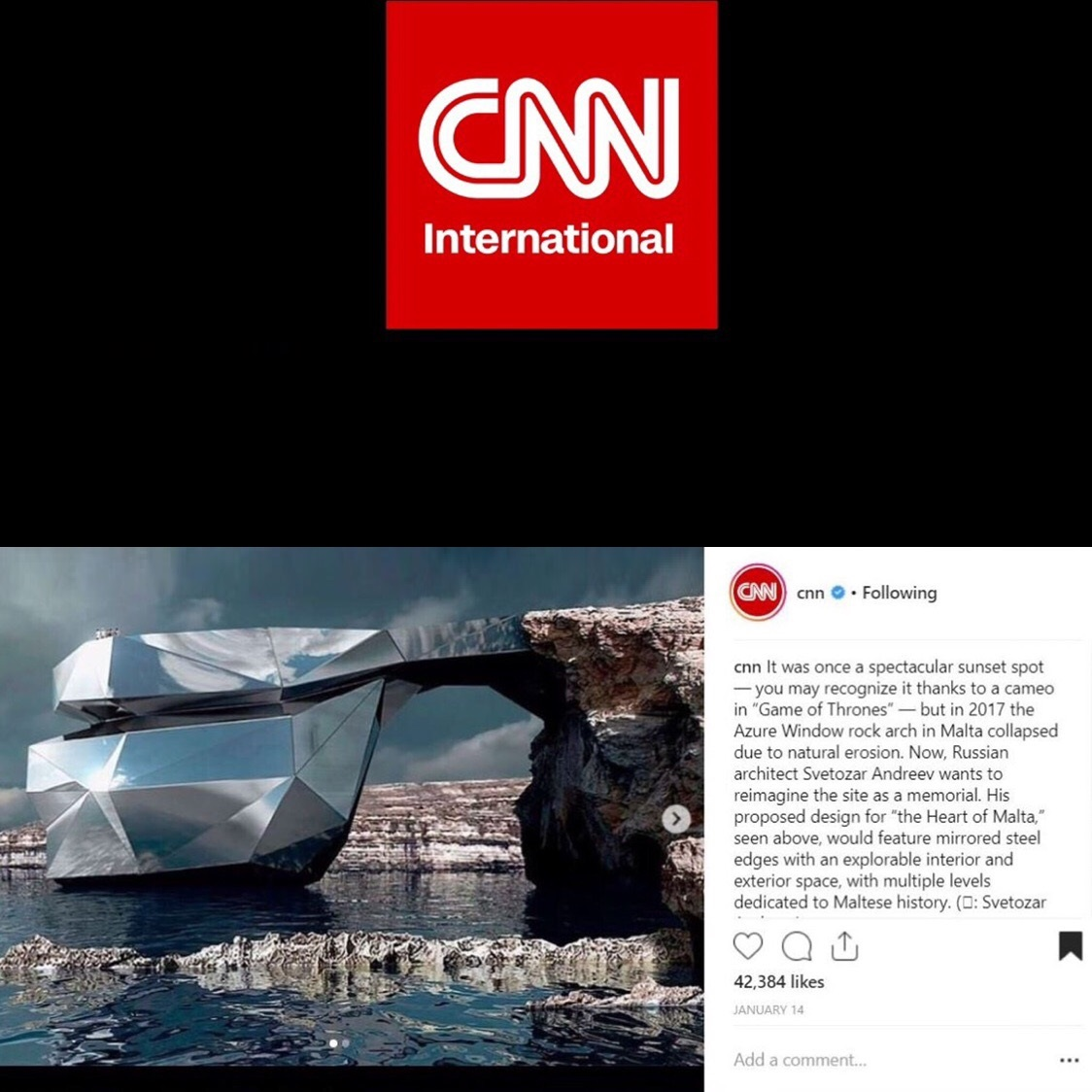 CNN INSTAGRAM