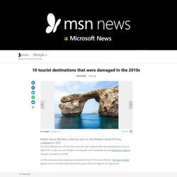 MSN / MICROSOFT NEWS