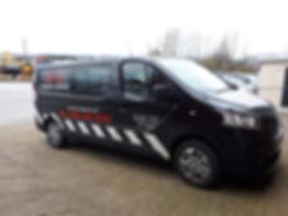 Smaller Van