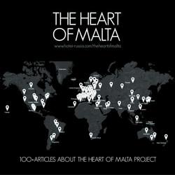 MEDIA COVERAGE OF THE HEART OF MALTA