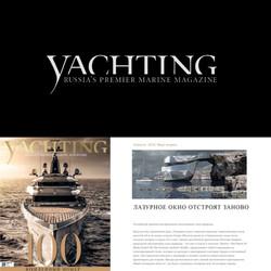 Yachting Magazine Russia