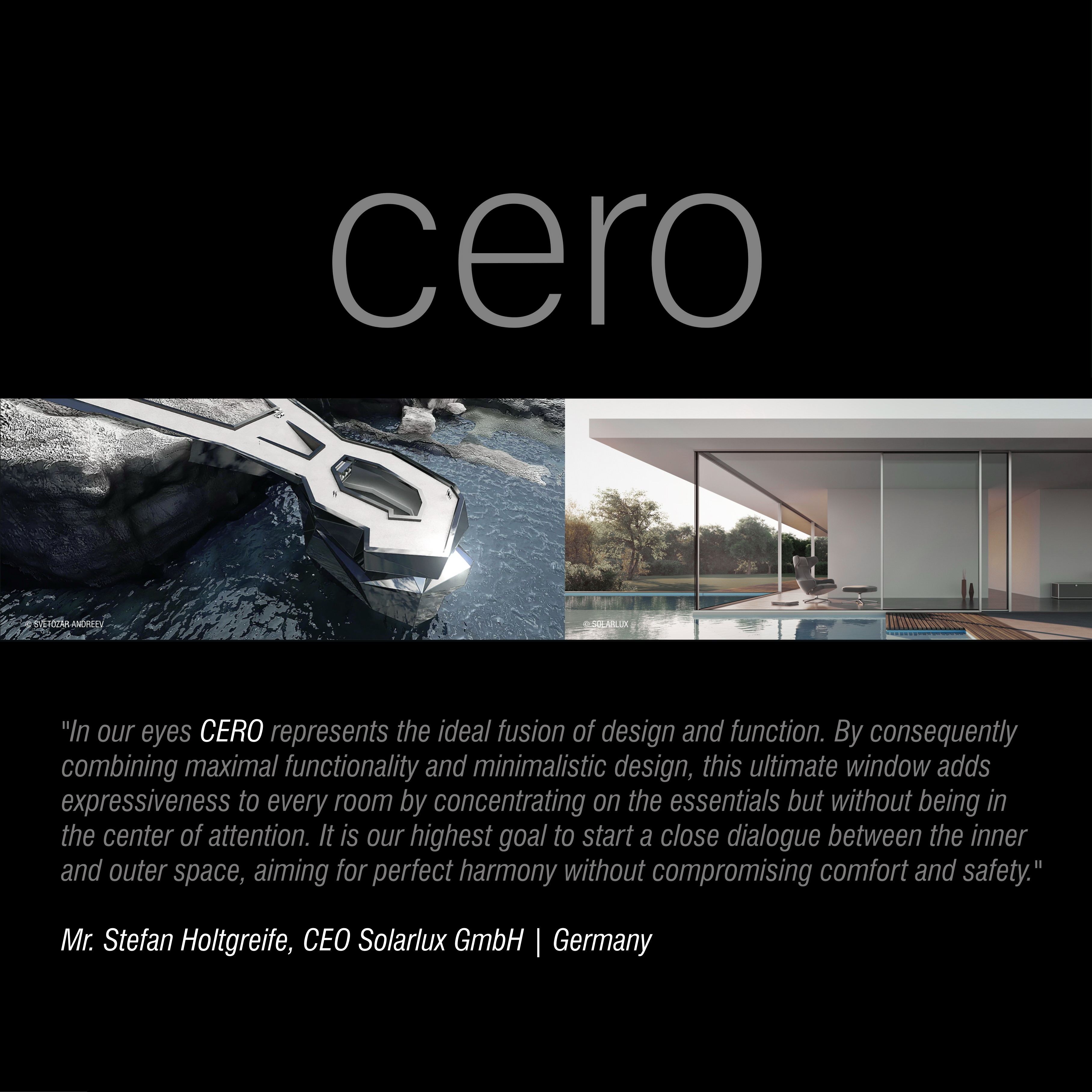 CERO BY SOLARLUX