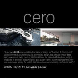 CERO BY SOLARLUX