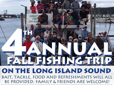 Port Jefferson Fishing Trip