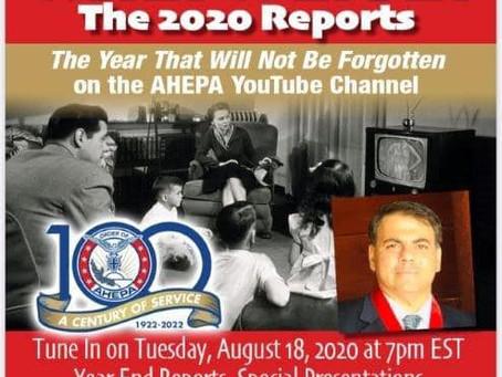 AHEPA Live!