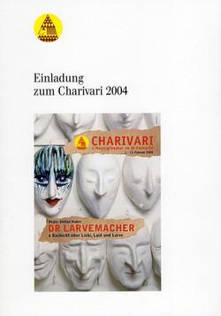 Glaibasler Charivari Einladung, 2004