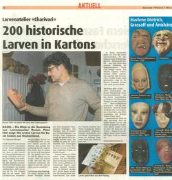 März 2009, Baslerstab