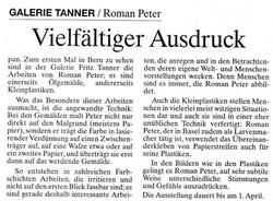März 1995, Der Bund