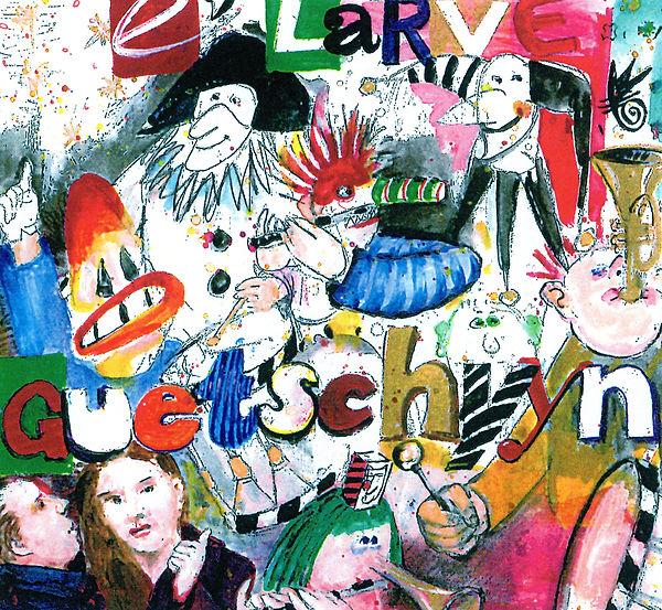 Larven Atelier Charivari - Larven Gutschein