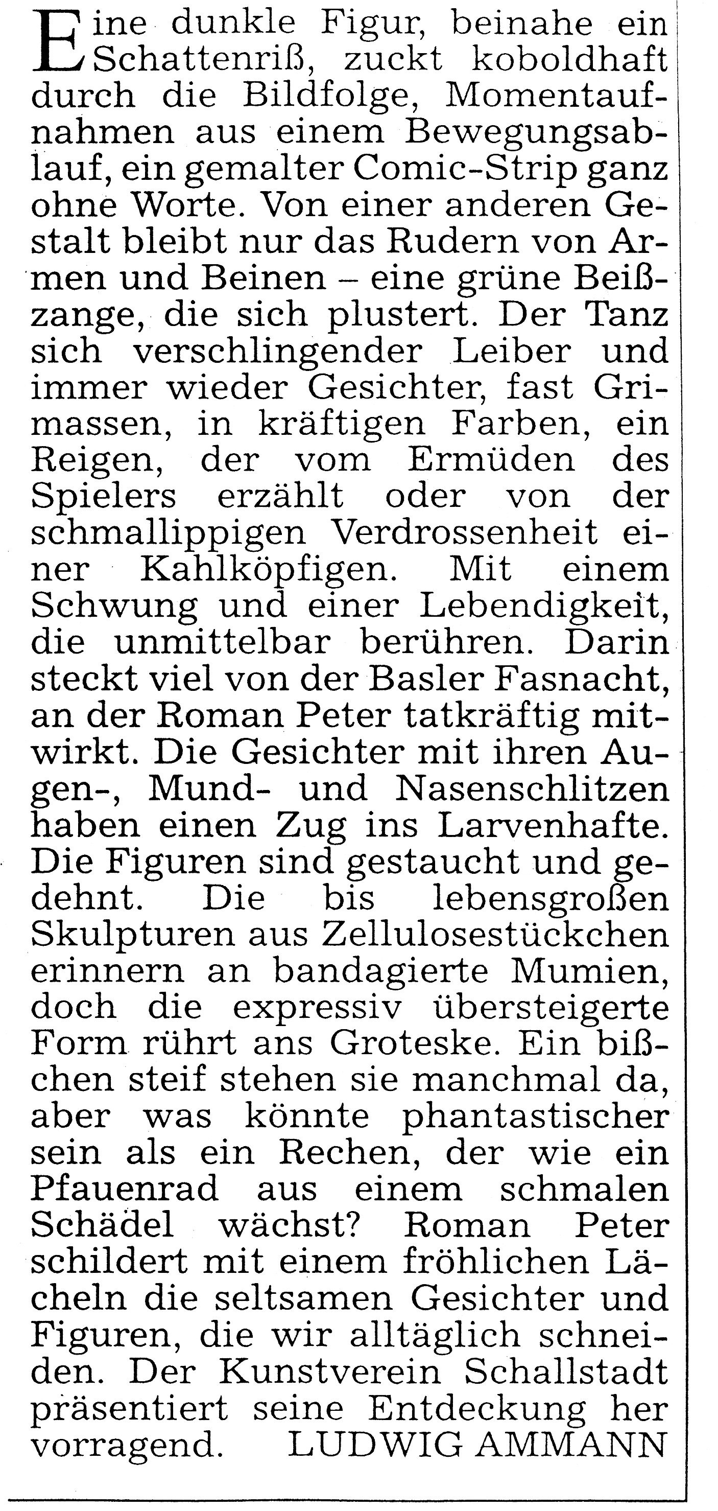 1997, Badische Zeitung