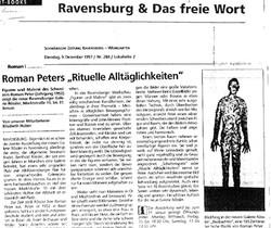Dezember 1997, Schwäbische Zeitung