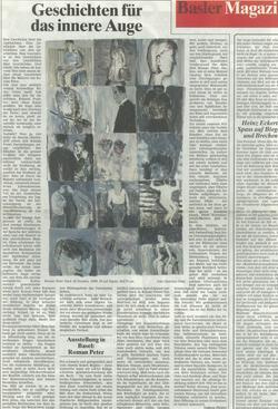 1999, Basler Magazin