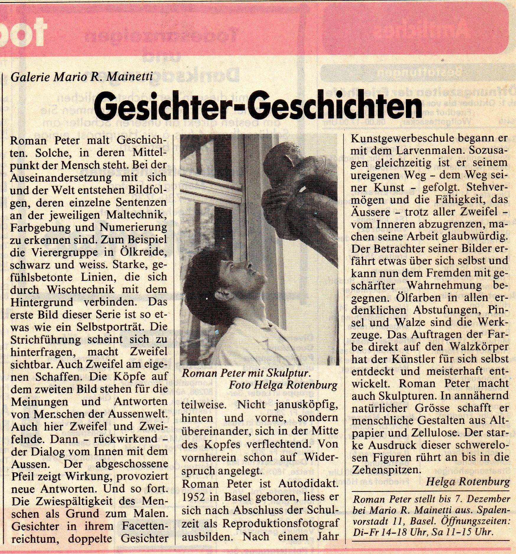 1989, Baslerstab