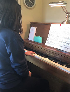 Piano lessons my kids love in Woodstock, Illinois with Dena Maxwell