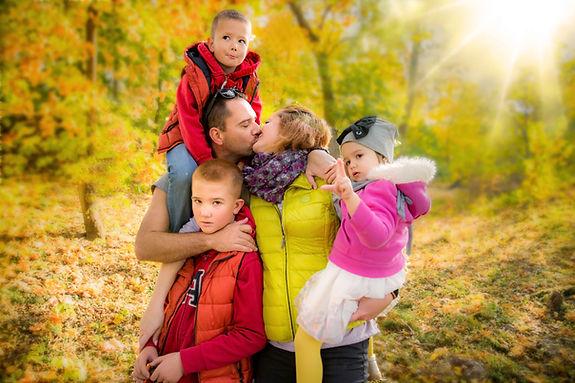 Rodinný fotograf Senec