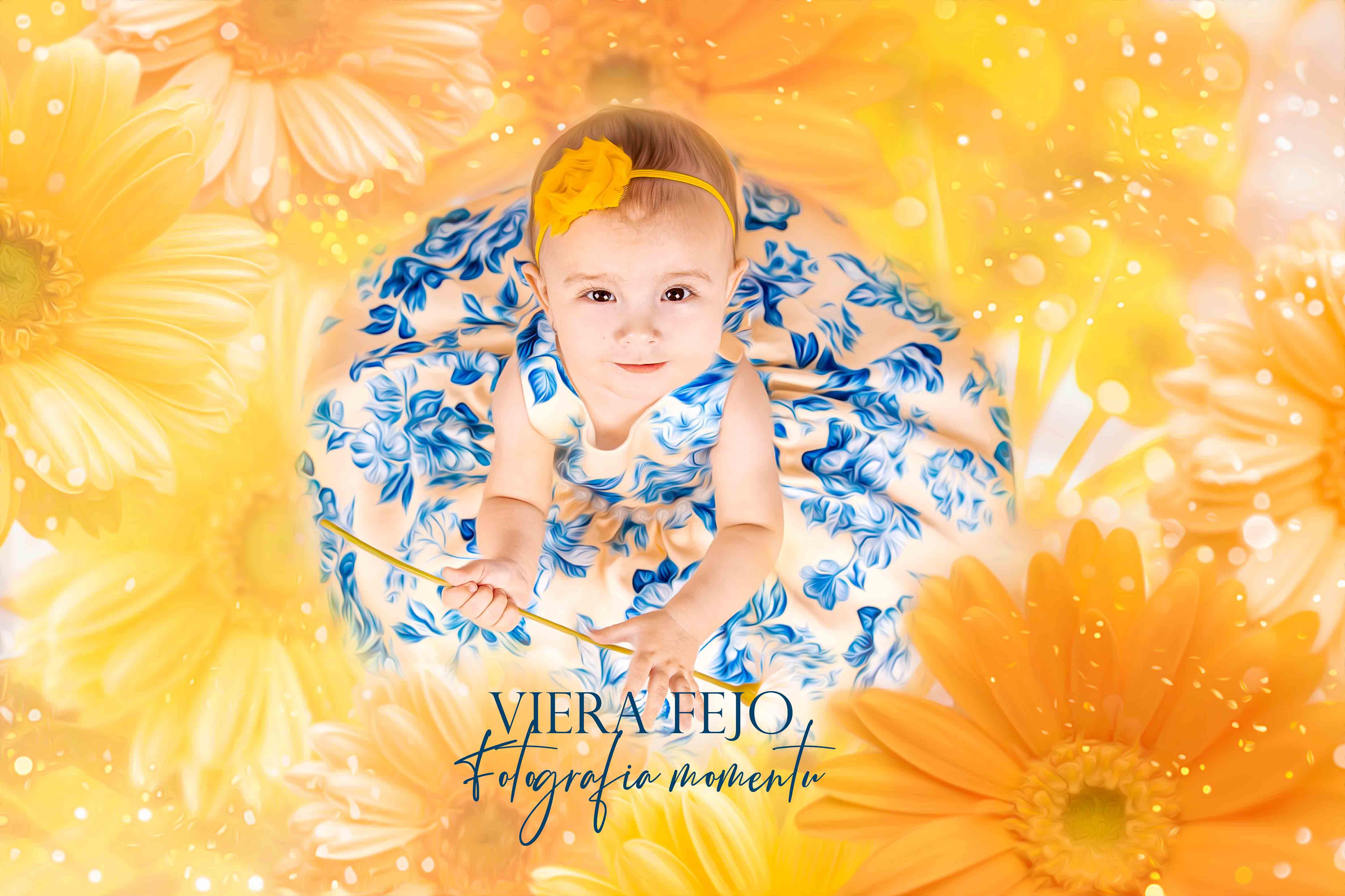 Detská fotografia Senec