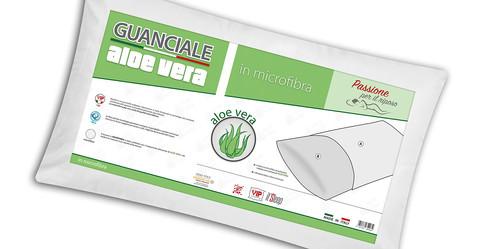 Guanciale Start Aloe Microfibra-2813-201