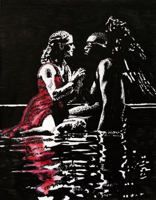 Aphrodite & Cupid