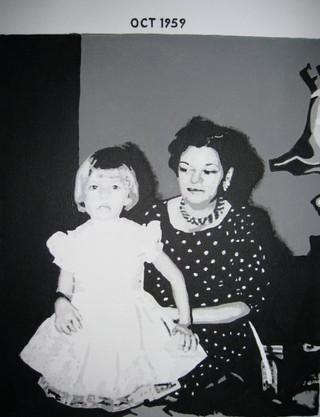 the littlest mom-mom