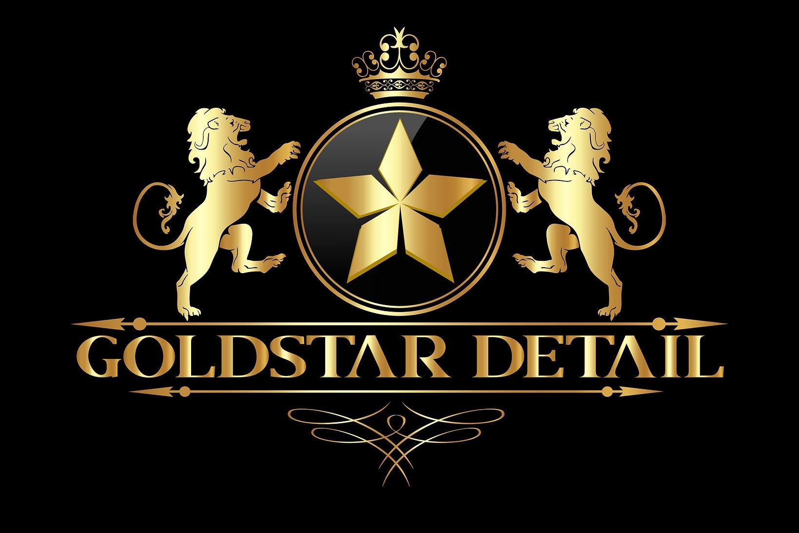 GoldStar Detail 2021 Summer Lion Logo