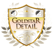 GoldStar Detail, Inc. Logo Badge