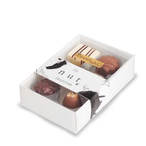 6 Nut Truffle Selection Box